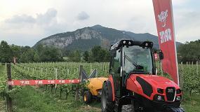 Foto de Same presenta un tractor especialista con transmisión continua