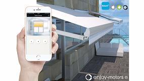 Foto de Enjoy Motors permite el control del hogar con su sistema Smarthome