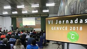 Foto de Los cereales, protagonistas de las VI Jornadas Genvce celebradas en Madrid