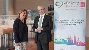 Foto de eDelivery Barcelona presentará la oferta más innovadora y disruptiva para solucionar el problema de la última milla