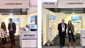 Foto de Ionisos Ibérica lleva su tecnología a Hispack 2018
