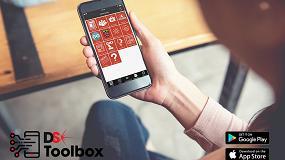 Foto de Nueva aplicación DesignSpark Toolbox de RS Components disponible en iOS, Android y Windows