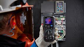 Foto de Productos termográficos y de prueba y medida Flir para aplicaciones de mantenimiento