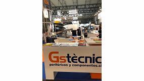 Foto de GS Tecnic presenta sus cintas transportadoras en Hispack