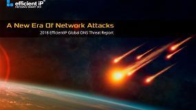 Picture of El coste por ataque DNS a nivel mundial crece un 57% según EfficientIP
