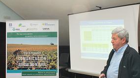 """Foto de """"Es necesario enseñar a los periodistas para que puedan informar del sector agroalimentario con calidad"""""""