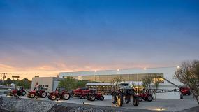 Foto de Inaugurada la nueva fábrica del Grupo AGCO en México