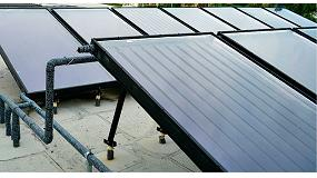 Foto de Jornada sobre la aplicación de la Energía Solar Térmica en las Redes de Calor y Frío (SDH&C)