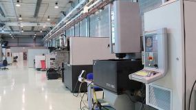 Foto de Aditivación selectiva de dieléctricos Ona para procesos de mecanizado de alto rendimiento