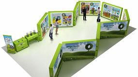 Foto de La nueva exposición de TNU 'Recicla y sonría' estará presente en Madrid Auto 18