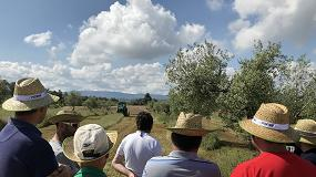 Foto de Agricultores ilerdenses se suben a John Deere de la mano de Vicens Maquinaria Agrícola