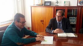 Foto de Los agrónomos de Guadalajara ofrecen su colaboración a la Dirección Provincial de Agricultura