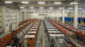 Foto de Nuevo almacén automático de SSI Schaefer para la farmacéutica lusa Plural