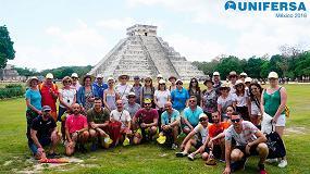 Foto de Unifersa premia a más de 70 personas con un viaje a México