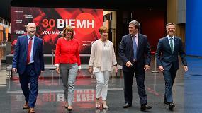 Foto de La BIEMH, el centro de la industria avanzada y digital