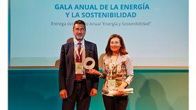 Foto de El Ayuntamiento de Madrid recibe el Premio Energía y Sostenibilidad de Sedigas