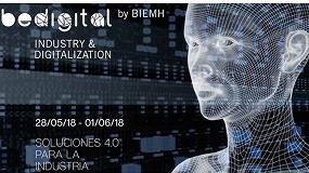 Foto de AER presenta en BeDigital by BIEMH un foro sobre innovación en automatización 4.0 para las fábricas del futuro
