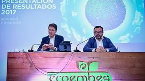 Foto de Con un crecimiento del 3,5%, los envases domésticos se sitúan un año más como los residuos urbanos más reciclados en España