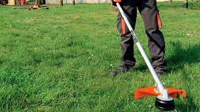 Foto de Herramientas térmicas Kubota para jardín: fiabilidad, manejabilidad y robustez
