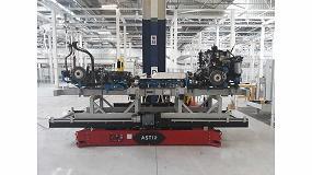 Foto de ASTI Mobile Robotics desarrolla un AGV que facilita la flexibilidad en las líneas de montaje del sector de la automoción