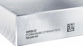 Foto de Hasco lanza el acero templado 1.2714HH