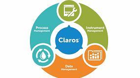 Foto de Hach anuncia el lanzamiento a escala mundial de Claros, the Water Intelligence System