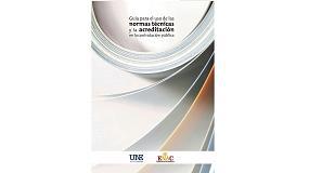 Foto de ENAC y UNE publican la 'Guía para el uso de las normas y la acreditación en la contratación pública'