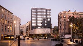 Foto de La nueva fachada del COAC de Barcelona