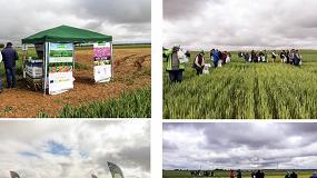 Foto de Tarazona explica en campo la tendencia 'Fertilosofía'
