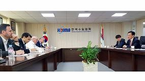 Foto de Proveedores españoles de automoción viajan a Corea del Sur