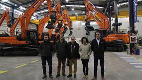 Foto de Centrocar y Doosan suministran nuevos equipos a Tragsa