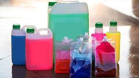 Foto de ISTOBAL reduce en más de un 90% el plástico usado en los envases de productos químicos
