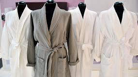 Foto de Vayoil Textil pone en el mercado una nueva categoría textil: las batas