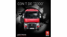 Foto de Renault Trucks lanza una nueva campaña para vehículos de ocasión de la Gama T