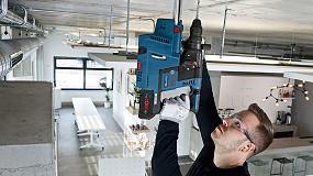 Foto de Bosch y la seguridad laboral para profesionales