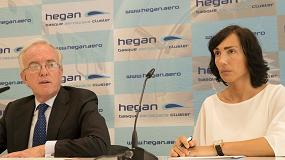Foto de Las empresas socias del Cluster Hegan aumentan un 7,9% su facturación