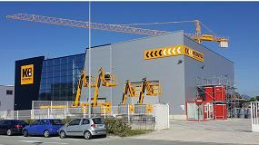 Foto de Kiloutou España finaliza la fusión de la compañía Alvecon