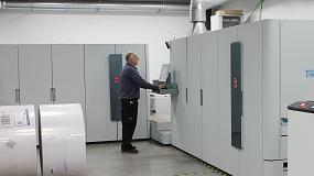 Foto de Safekat apuesta por la innovación en impresión digital de alto volumen con Océ ColorStream 6000