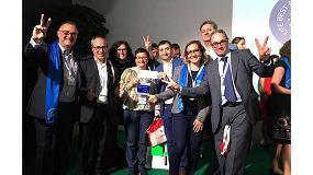 Picture of La Unión Europea ha reconocido como 'Best of the Best Environment Project' al proyecto Life+ Ecodhybat
