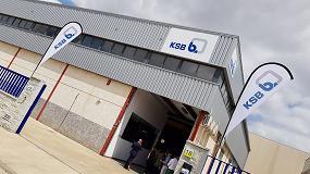 Foto de KSB inaugura un nuevo centro de ventas y servicio para el sur de España