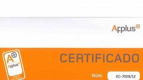Foto de Vitrum obtiene un nuevo Certificado ISO 9001:2015