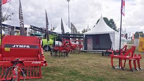 Foto de Jympa debuta con éxito en la Feria Nacional de Agricultura en Portugal