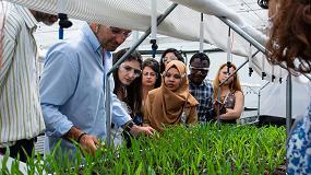 Foto de Universitarios de Milán visitan el centro de investigación de Corteva Agriscience en Sevilla