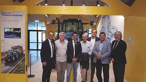 Foto de New Holland sella un acuerdo en Italia para extender la Agricultura de Precisión