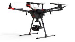 Foto de Leica Geosystems combina la nueva tecnología de UAV con la plataforma aérea DJI para completar misiones de vuelo en menos tiempo
