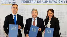 Foto de La industria alimentaria se reafirma como primer sector industrial de España
