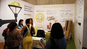 Foto de Ambilamp y Ambiafme difunden los beneficios del reciclaje de los RAEE en Tecma 2018