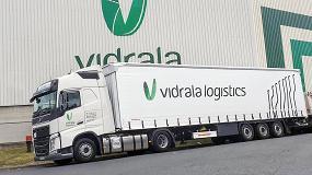 Foto de Vidrala Logistics redobla sus esfuerzos en la optimización del servicio logístico