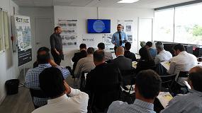 Foto de Retelec realiza una jornada de formación para sus delegados comerciales