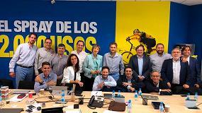 Foto de El grupo de trabajo de Afeb sobre liderazgo y motivación reúne 14 directivos asociados en Madrid
